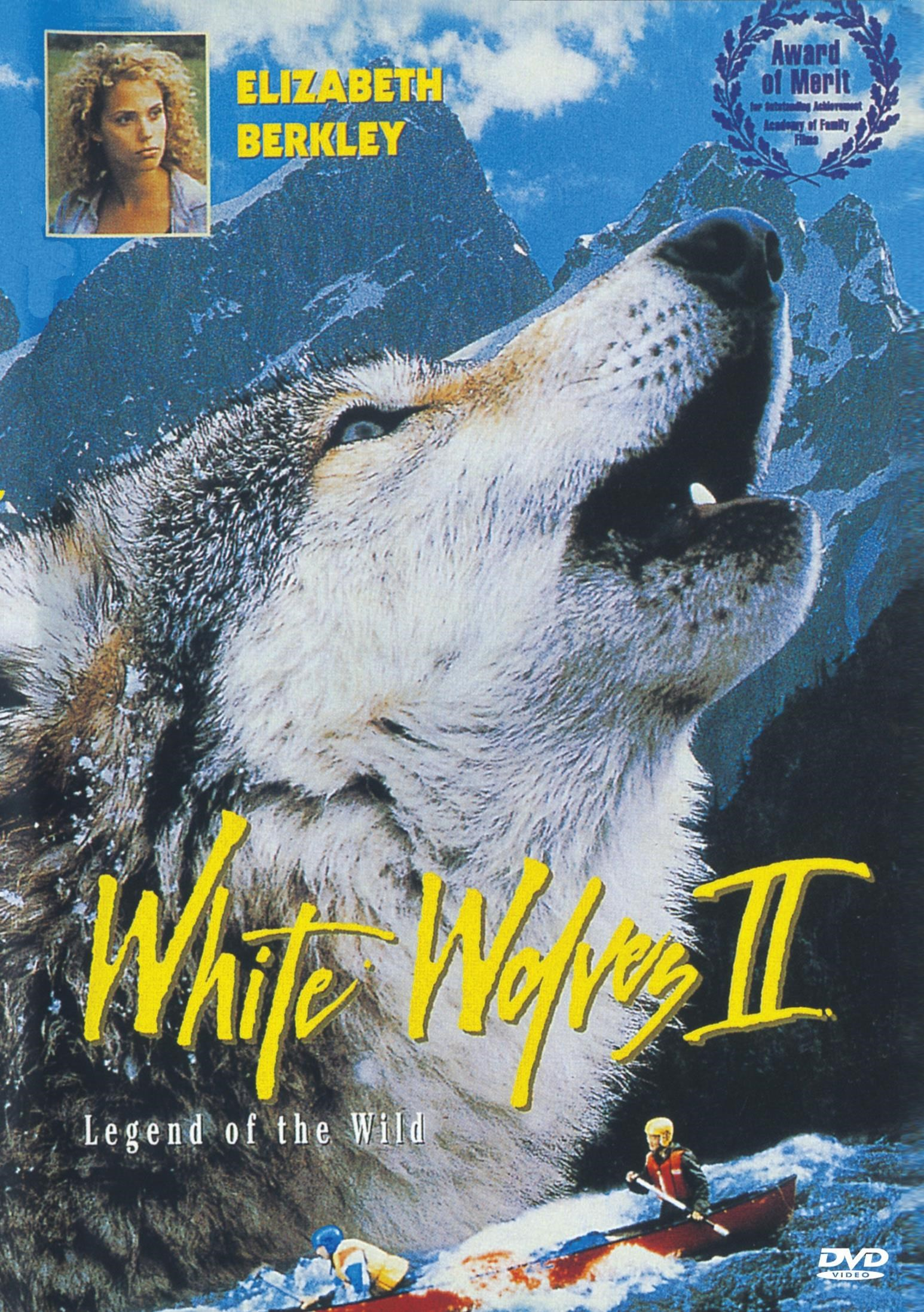 White Wolves II : Legend Of The Wild
