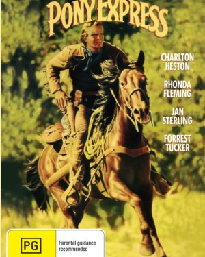 Pony Express Rare & Collectible DVDs & Movies