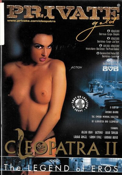 Cleopatra 2 : The Legend Of Eros