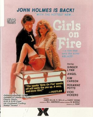 Girls On Fire Rare & Collectible DVDs & Movies