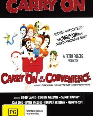 Carry On at Your Convenience Rare & Collectible DVDs & Movies