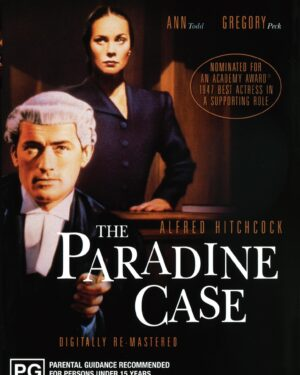 The Paradine Case Rare & Collectible DVDs & Movies