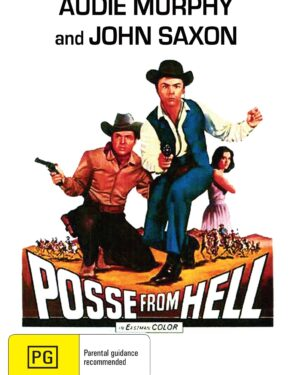 Posse From Hell Rare & Collectible DVDs & Movies
