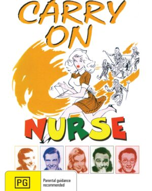 Carry on Nurse Rare & Collectible DVDs & Movies