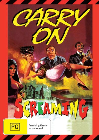 Carry on Screaming!
