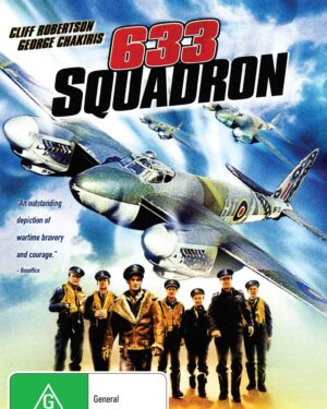 633 Squadron Rare & Collectible DVDs & Movies