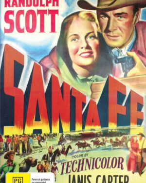 Santa Fe Rare & Collectible DVDs & Movies