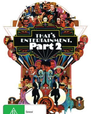 That's Entertainment Part II Rare & Collectible DVDs & Movies