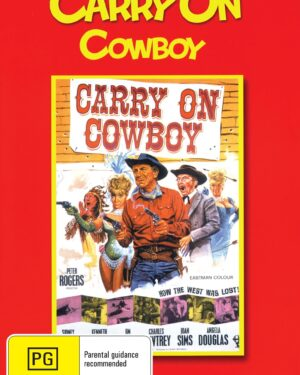 Carry on Cowboy Rare & Collectible DVDs & Movies
