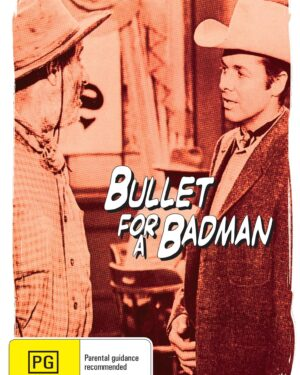 Bullet For A Badman Rare & Collectible DVDs & Movies