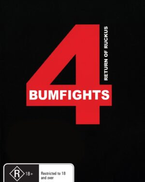 Bumfights 4 : Return of Ruckus Rare & Collectible DVDs & Movies