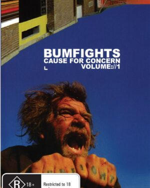 Bumfights Vol 1 : Cause For Concern Rare & Collectible DVDs & Movies