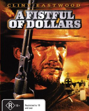 A Fistful Of Dollars Rare & Collectible DVDs & Movies