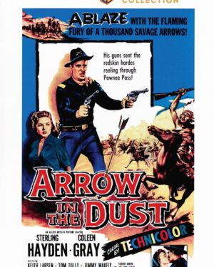 Arrow In The Dust Rare & Collectible DVDs & Movies