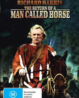 The Return Of A Man Called Horse Rare & Collectible DVDs & Movies
