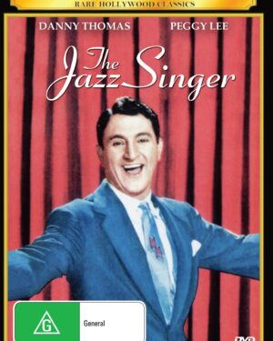 The Jazz Singer Rare & Collectible DVDs & Movies