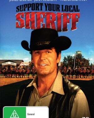 Support Your Local Sheriff! Rare & Collectible DVDs & Movies