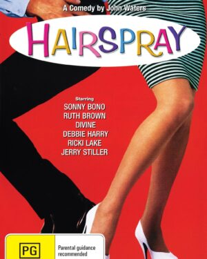 Hairspray Rare & Collectible DVDs & Movies
