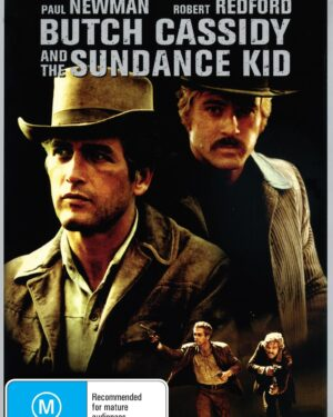 Butch Cassidy And The Sundance Kid Rare & Collectible DVDs & Movies
