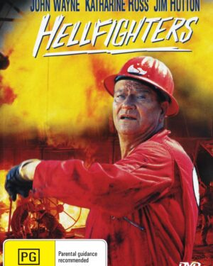 Hellfighters Rare & Collectible DVDs & Movies