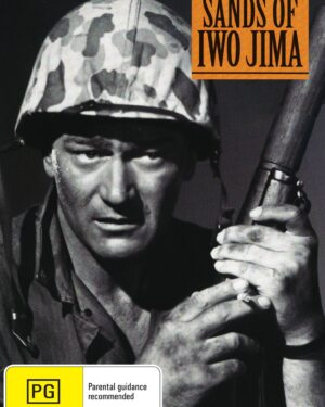 Sands Of Iwo Jima Rare & Collectible DVDs & Movies
