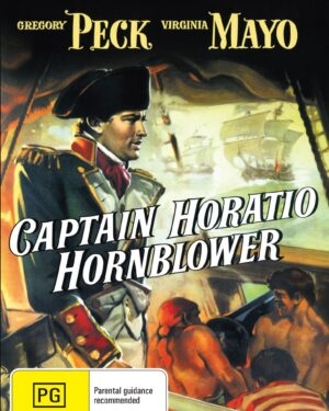 Captain Horatio Hornblower R.N. Rare & Collectible DVDs & Movies