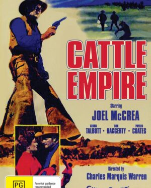 Cattle Empire Rare & Collectible DVDs & Movies