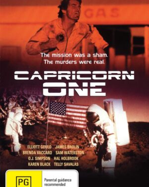 Capricorn One Rare & Collectible DVDs & Movies