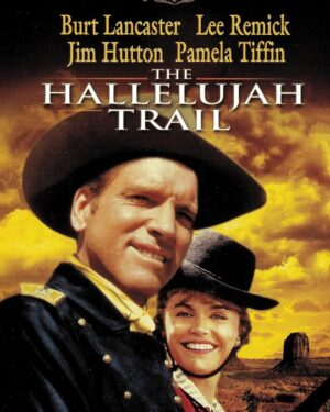 The Hallelujah Trail Rare & Collectible DVDs & Movies