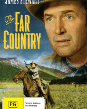 The Far Country Rare & Collectible DVDs & Movies